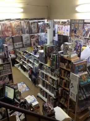 A gamer's paradise in Hamamatsu