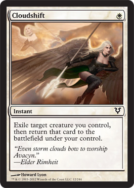 Avacyn Restored Tips: Playing to your Weaknesses - White (4/6)