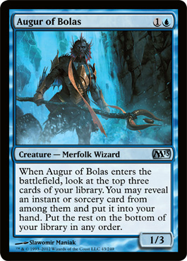 What to Expect: The Impact of M13 on the Metagame - Blue (1/6)