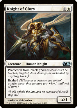 M13 Pre-release: Play to your Weaknesses - White (5/6)