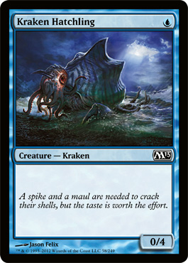 M13 Pre-release: Playing to your Weaknesses - Blue (5/6)