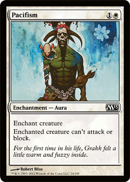 M13 Pre-release: Play to your Weaknesses - White (3/6)