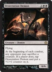 Desecration Demon