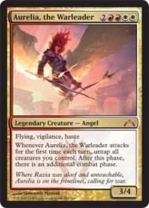Aurelia, the Warleader