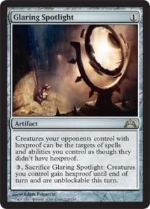 Glaring Spotlight: Probability Moderate