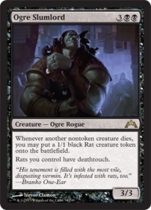 Ogre Slumlord: Probability - Low
