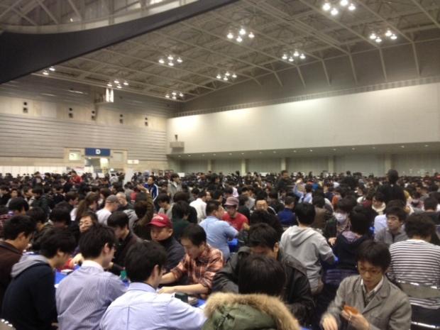 2297 participants at Grand Prix Yokohama