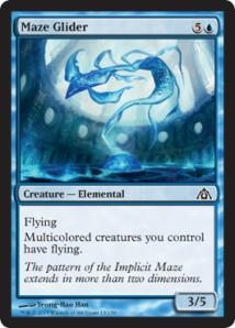Maze Glider