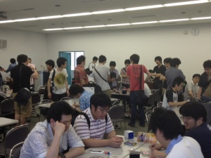 103 players at PTQ in Hama