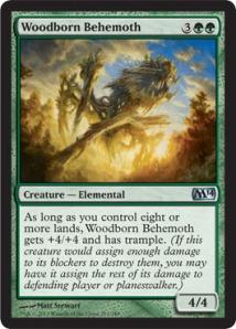 Woodborn Behemoth