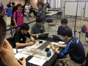 Tan Vs. Kuo in the semifinals - Hexproof x2