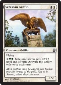 Setessan Griffin