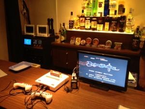 Karaoke and Famicom
