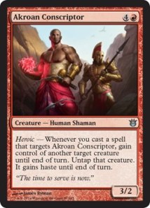 Akroan Conscriptor