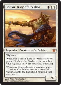 Brimaz, King of Oreskos