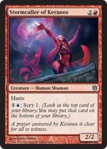 Stormcaller of Keranos