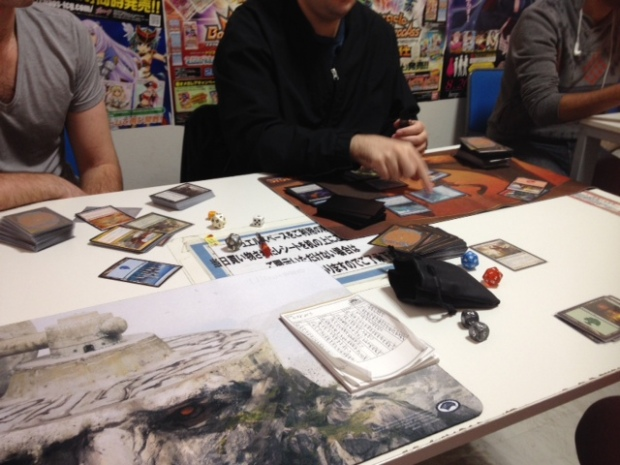 The 3rd round of our GP Nagoya limited session finishes up