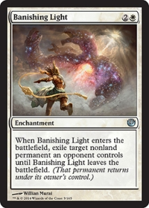 Banishing Light