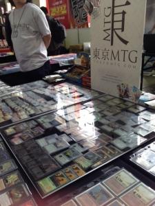 Browsing TokyoMTG's shop