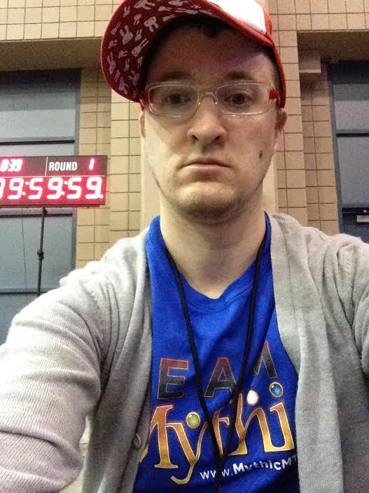 Representing my hometown store MythicMTG at the Pro Tour