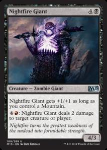 Nightfire Giant