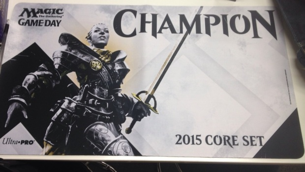 Magic 2015 Game Day Mat