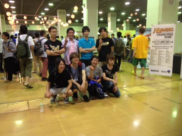 Goto Yuusei and Sawada Ken from Nagoya in Top 8!