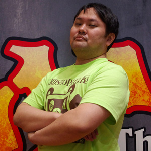 Toshiya Kanegawa (from GP Singapore 2013, will take down the picture if asked)