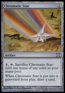 Chromatic Star