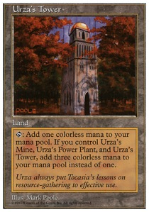 The Urza Lands