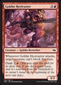 Goblin Heelcutter