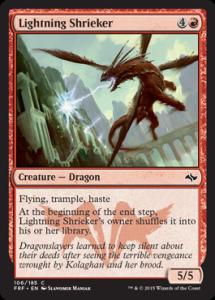 Lightning Shrieker
