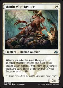 Mardu Woe-Reaper