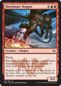 Shockmaw Dragon