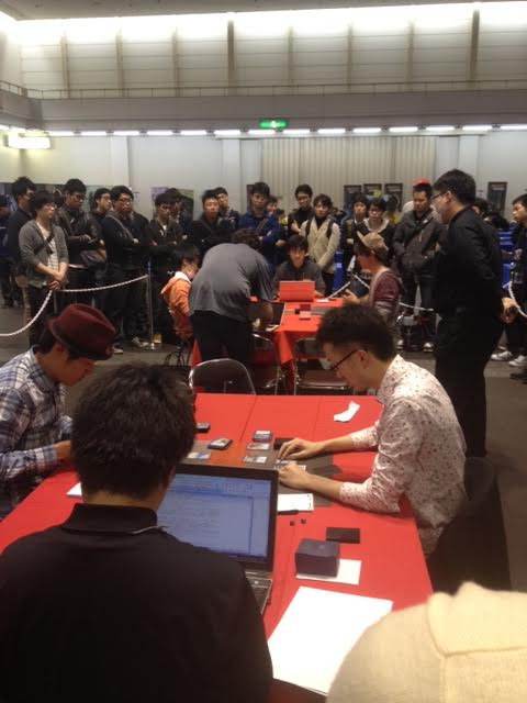 Kai Thiele and Yuuta Takahashi face play in the top 4