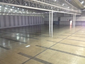 Unused side Makuhari Messe