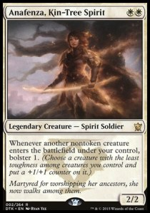 Anafenza, Kin-Tree Spirit