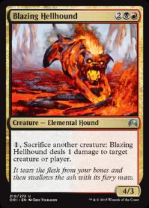 Blazing Hellhound