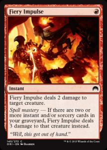 Fiery Impulse