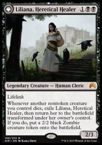 Liliana, Heretical Healer