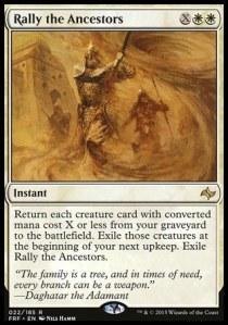 Rally the Ancestors