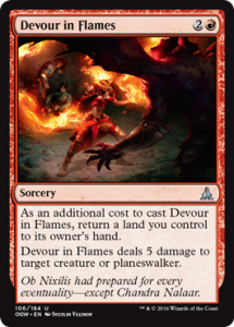 Devour in Flames