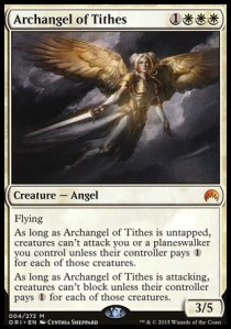 Archangel of the Tithes