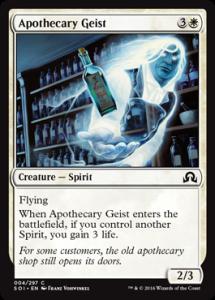 Apothecary Geist