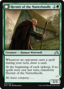 Hermit of the Natterknolls