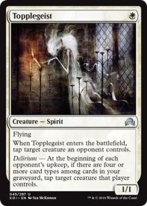 Topplegeist