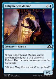 Englightened Maniac