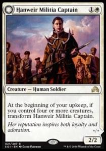 Hanweir Miltia Captain