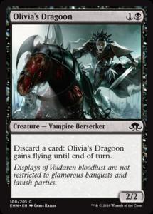 Olivia's Dragoon