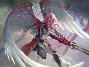 gisela-the-broken-blade-eldritch-moon-art